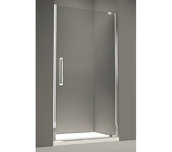Merlyn 10 Series 1000mm Pivot Shower Door - M101231C
