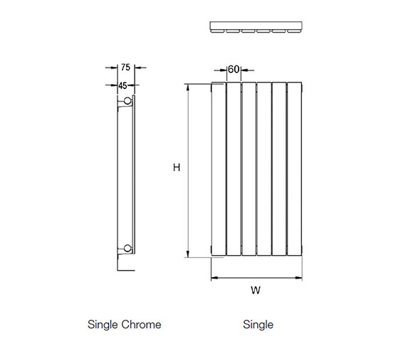 Technical drawing QS-V17011 / Axis 180/4C