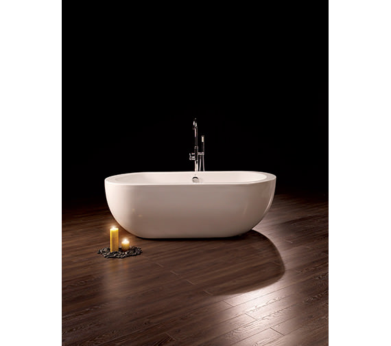 Royce Morgan Bolton Double Ended  Freestanding Bath 1690 x 800mm