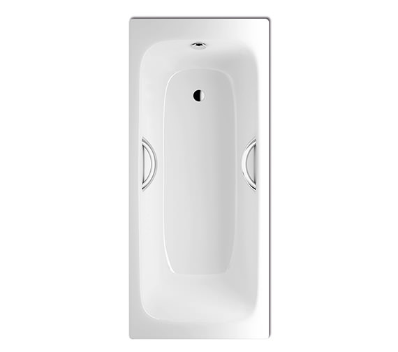 Kaldewei Advantage Cayono Star 756 SE 1700 x 750mm Steel Bath With Grip Holes