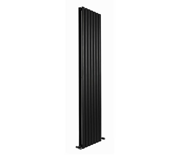 Additional image of DQ Heating Cove 1500mm High Double Sided Vertical Radiator