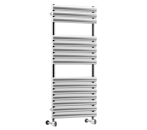 DQ Heating Cove STR 500 x 1120mm Polished Stainless Steel Towel Rail