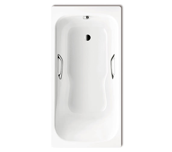 Kaldewei Dyna Set 621 Star Steel Bath 1700 x 750mm - 226300010001