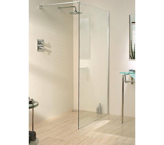 Lakes Italia Vizzini Walk In Shower Enclosure 1000 x 750mm