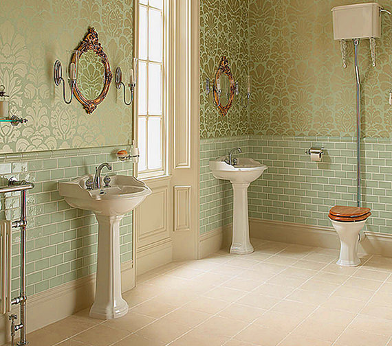 Additional image of Imperial Oxford Cloakroom 535mm Basin White - OX1SB11030