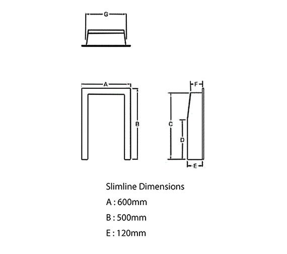 Technical drawing QS-V22022 / 81493