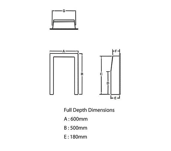 Technical drawing QS-V22024 / 81108