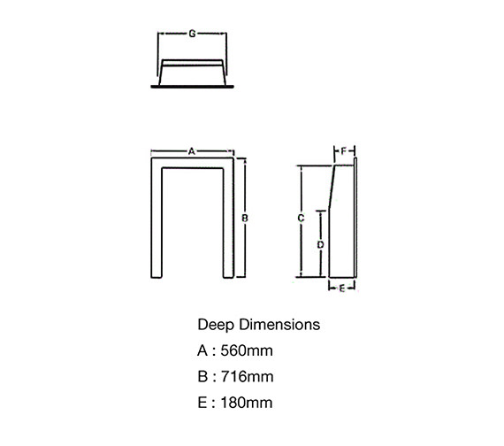 Technical drawing QS-V39786 / 29246