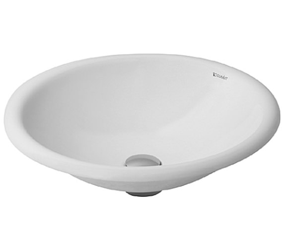 Duravit Architec 450mm Countertop Vanity Basin - 0318450000