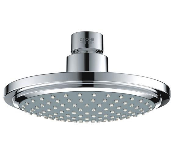 Grohe Euphoria Cosmopolitan Chrome Shower Head 160mm - 28233000