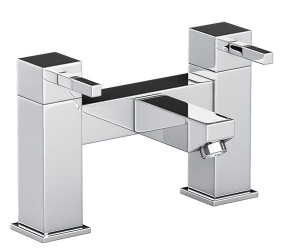 Abode Zeal Deck Mounted Bath Filler Tap - AB1285