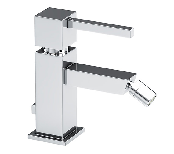 Abode Zeal Single Lever Bidet Mixer Tap With Pop-up Waste - AB1278