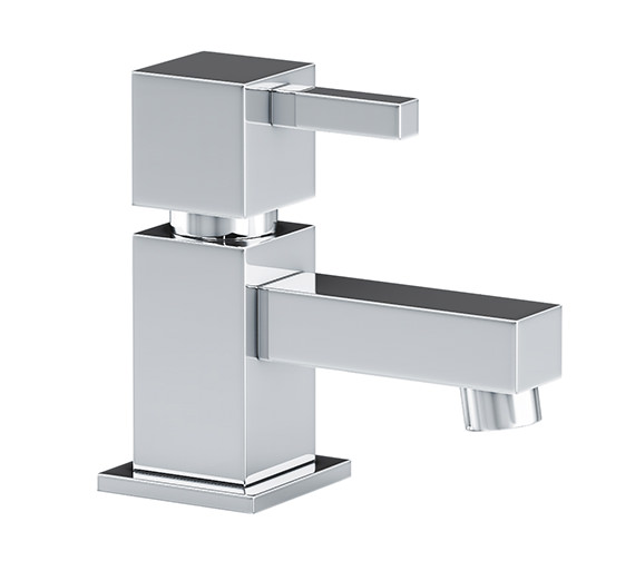 Abode Zeal Mini Basin Monobloc Mixer Tap Chrome - AB1282