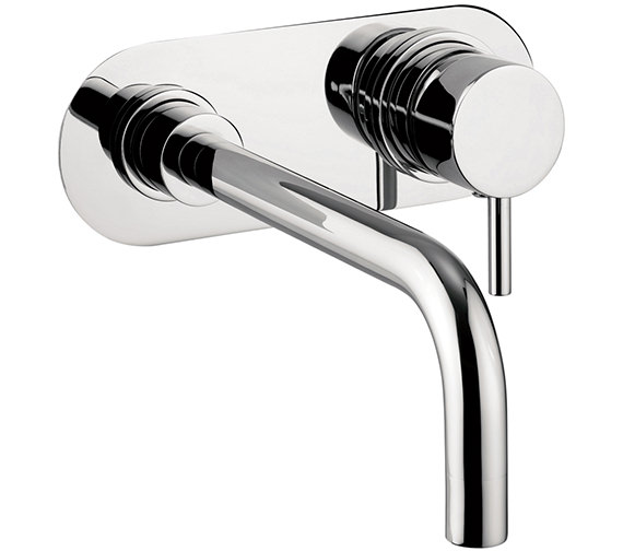 Crosswater Central 2 Hole Basin Tap Set - CE121WNC