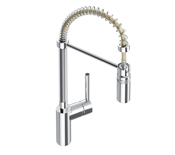 Abode Ratio Professional Single Lever Kitchen Mixer Tap - AT1115