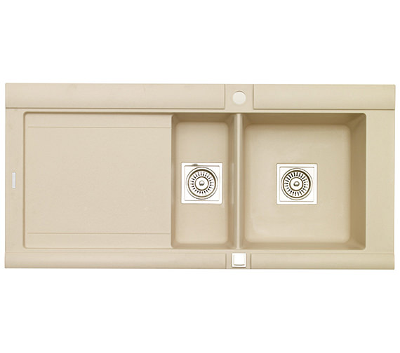 Astracast Geo 1.5 Bowl Composite ROK Granite Inset Sink