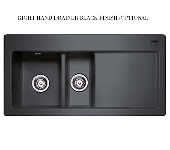 Franke Mythos Sink And Tap Pack : ... of Franke Mythos Designer Pack MTK 651 Ceramic Kitchen Sink And Tap