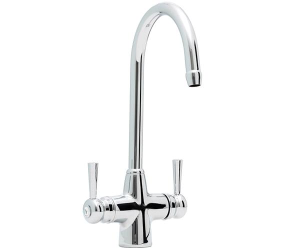 Astracast Jordan Springflow Filter Water Kitchen Sink Mixer Tap