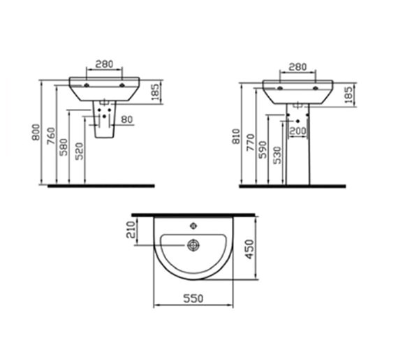 Technical drawing QS-V59685 / 5301L003-0999