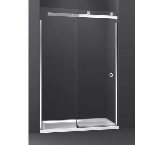 Merlyn 10 Series 1200mm Sliding Shower Door Left Hand - M108241C L