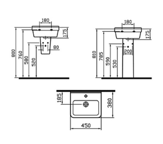 Technical drawing QS-V59690 / 5308L003-0999