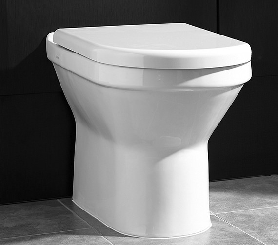 VitrA S50 Back-To-Wall WC Pan