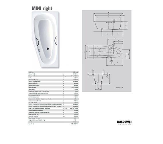 Technical drawing QS-V19354 / 224600010001