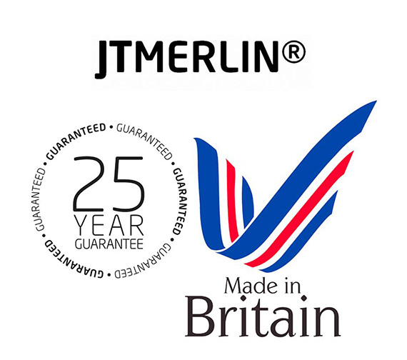 Additional image of Just Trays JTMerlin Flat Top Rectangular Shower Tray 1500 x 760mm