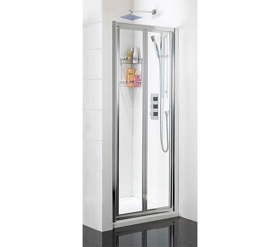 Phoenix Bifold Shower Door 900mm x 1850mm - SE006