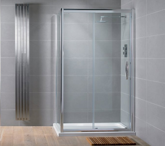Aquadart Venturi 8 Sliding Shower Door