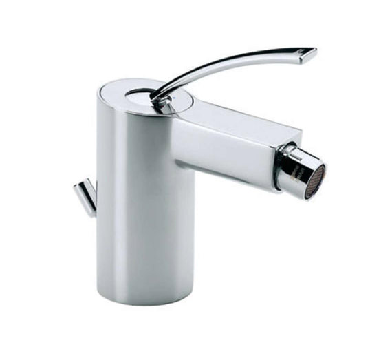 Roca Moai Bidet Mixer Tap With Pop-Up Waste - 5A6046C00