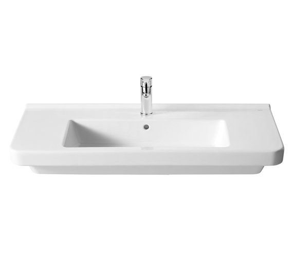 Roca Dama-N Basin White 850 x 460mm - 327781000