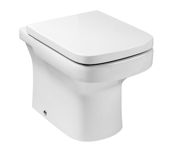 Roca Dama-N Compact Back To Wall WC Pan 520mm - 347787000