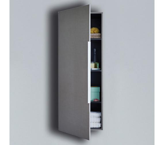Duravit Happy D2 Semi Tall Cabinet 360 x 1320mm - H29251L2222