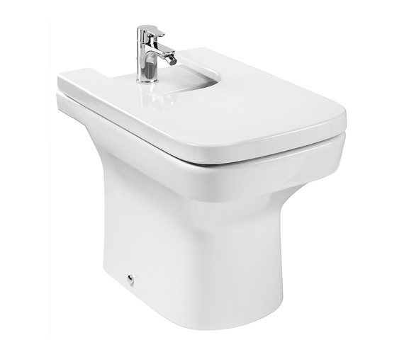 Roca Dama-N Bidet 570mm White Finish - 357784000
