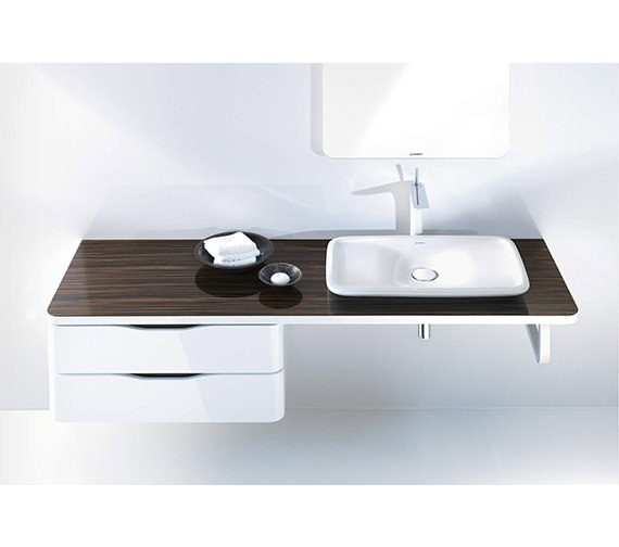 Additional image of Duravit  0370700000