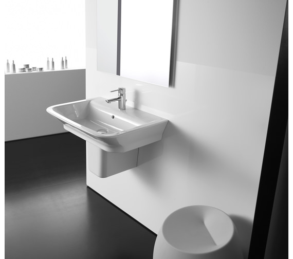 Additional image of Roca The Gap White Basin 650 Wide - 327473000