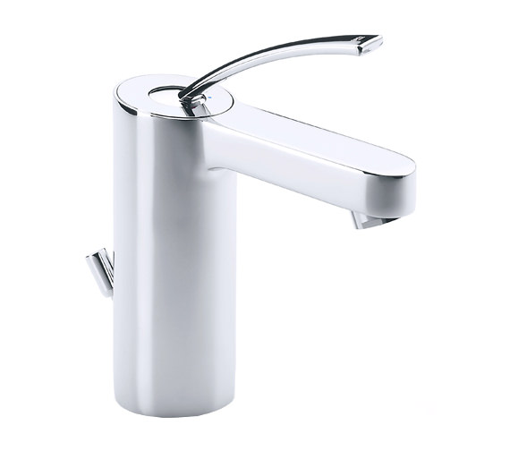 Roca Moai Basin Mixer Tap With Pop-Up Waste - 5A3046C00