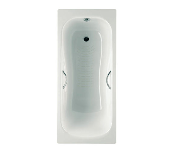 Roca Princess-N Steel Bath 1700 x 700mm With Anti Slip - 220950001