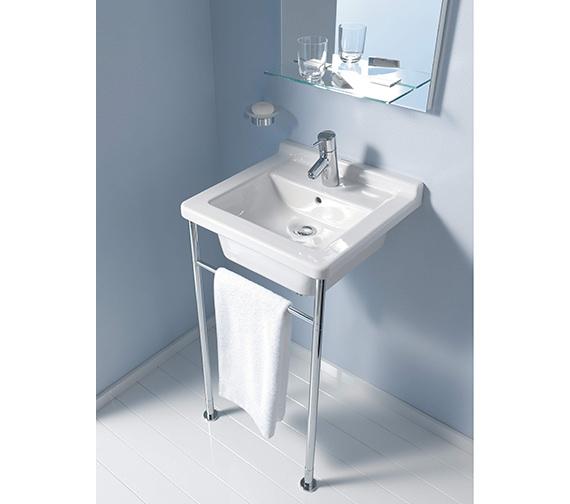 Duravit Starck 3 480mm Washbasin