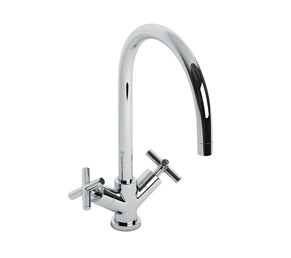 Abode Contemporary Antila Kitchen Mixer Tap - AT1068