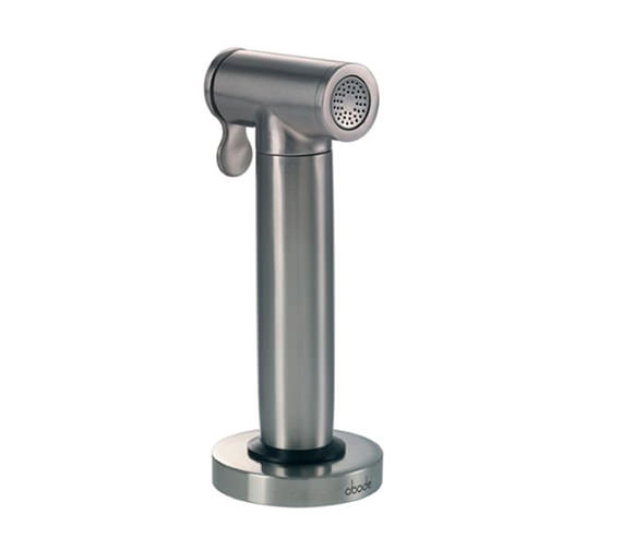 Abode Stainless Steel Axel Handspray Kitchen Tap - AT1107