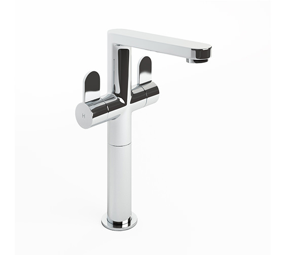 Abode Bliss Monobloc Tall Basin Mixer Tap - AB1452