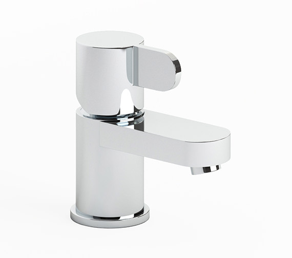 Abode Bliss Mini Basin Monobloc Mixer Tap Chrome - AB1453