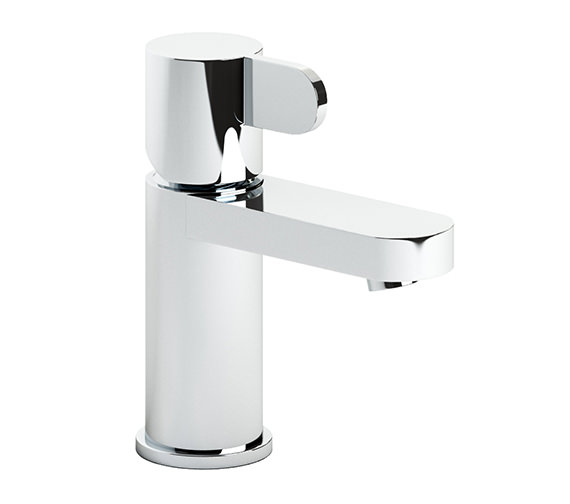 Abode Bliss Chrome Monobloc Basin Mixer Tap