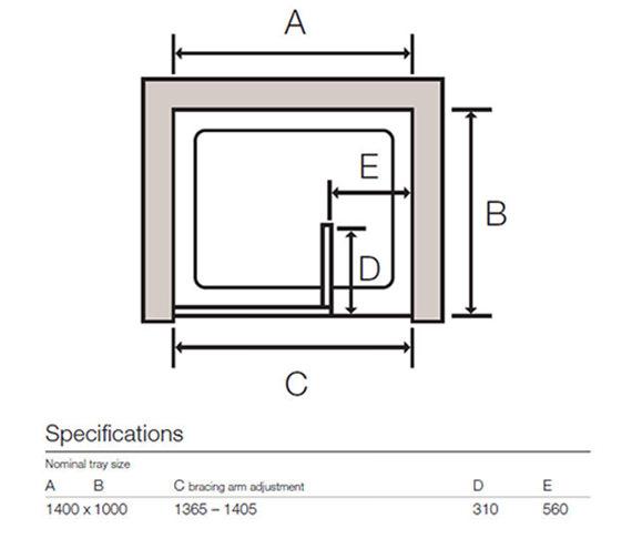 Technical drawing QS-V25184 / 0905MF05GL
