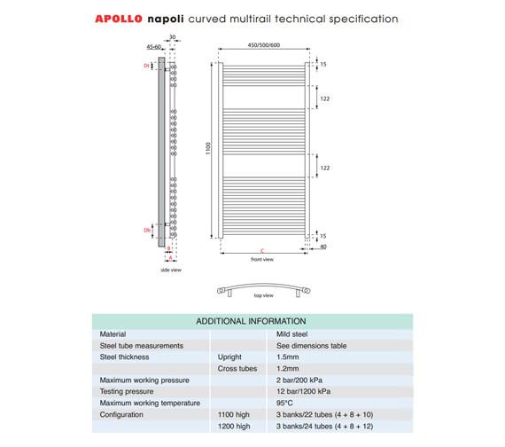 Technical drawing QS-V35647 / ACW4.5W1100