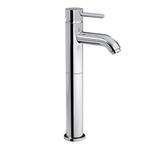 Abode Harmonie Tall Single Lever Basin Mixer Tap - AB1189