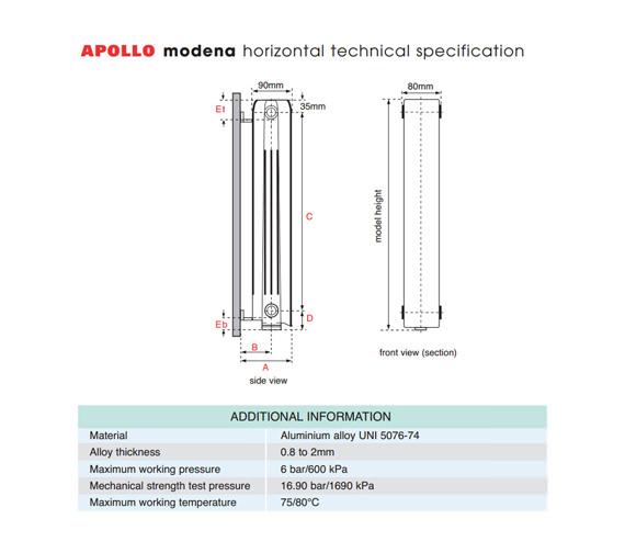 Technical drawing QS-V35705 / FALH7H10S