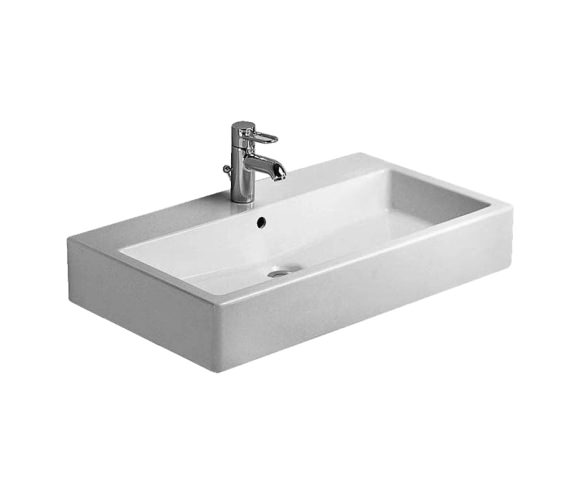 Additional image of Duravit Ketho 750mm 2 Drawers Unit With Vero 800mm Basin